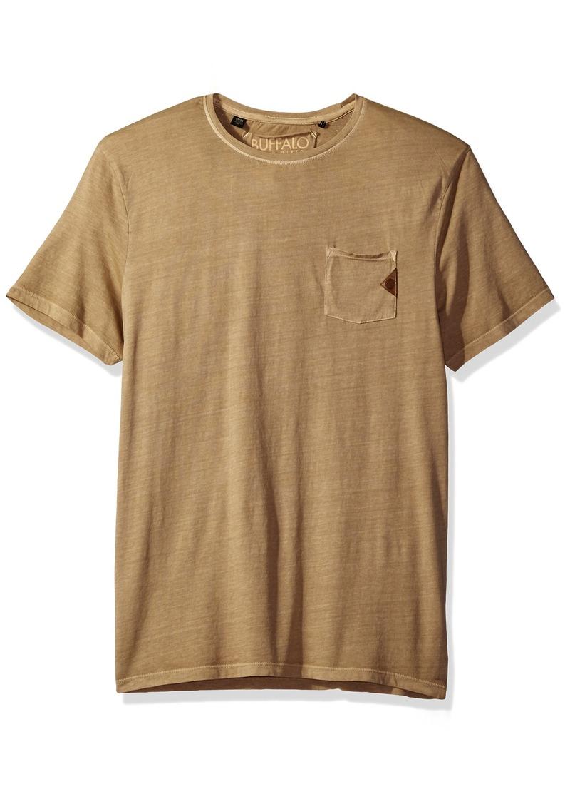 Buffalo Jeans Buffalo David Bitton Men's Taluck Short Sleeve Fashion Basic Tee Shirt