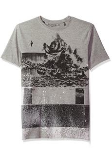 Buffalo Jeans Buffalo David Bitton Men's Tammie Short Sleeve Jersey Fashion Tee Shirt
