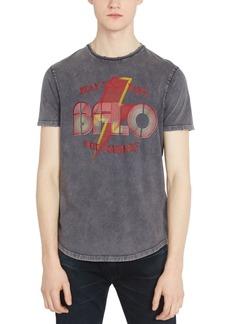 Buffalo Jeans Buffalo David Bitton Men's Tamo Logo Graphic T-Shirt