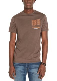 Buffalo Jeans Buffalo David Bitton Men's Tawiny Logo Graphic T-Shirt