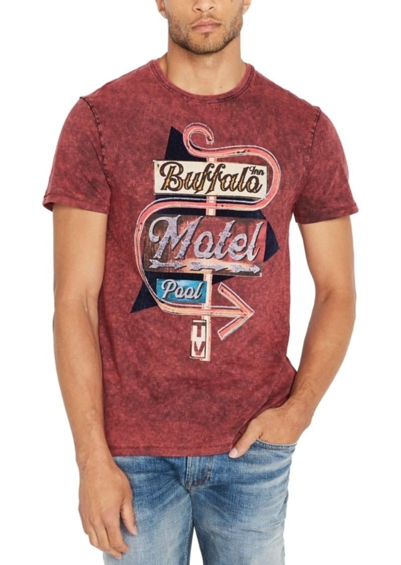 Buffalo Jeans Buffalo David Bitton Men's Ticar Graphic T-Shirt