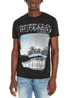 Buffalo Jeans Buffalo David Bitton Men's Tijump Palm T-Shirt