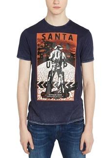 Buffalo Jeans Buffalo David Bitton Men's Tiveng Logo Graphic T-Shirt