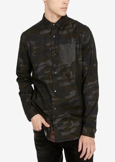 Buffalo Jeans Buffalo David Bitton Men's Tonal Camo Shirt