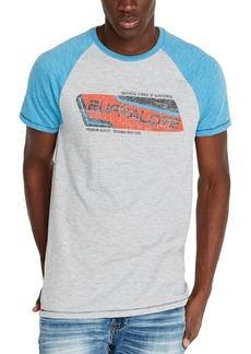 Buffalo Jeans Buffalo David Bitton Men's Totod Colorblocked Ringer T-Shirt