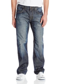 Buffalo Jeans Buffalo David Bitton Men's Travis Relaxed Straight Leg Jean  33x32
