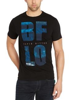 Buffalo Jeans Buffalo David Bitton Men's Tugreen Logo Graphic T-Shirt