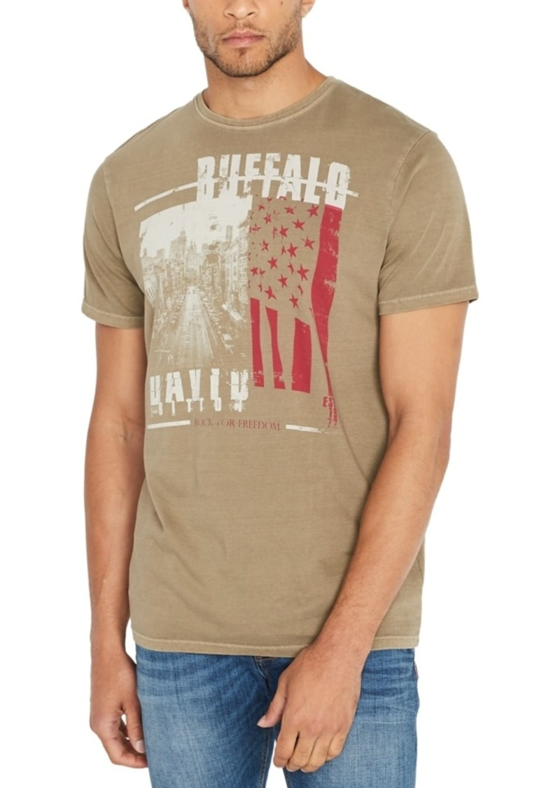 Buffalo Jeans Buffalo David Bitton Men's Tunit Graphic T-Shirt