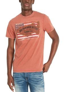 Buffalo Jeans Buffalo David Bitton Men's Tustate Logo Graphic T-Shirt