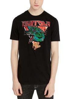 Buffalo Jeans Buffalo David Bitton Men's Tymop Logo Graphic T-Shirt
