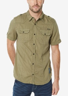 Buffalo Jeans Buffalo David Bitton Men's Utility Shirt