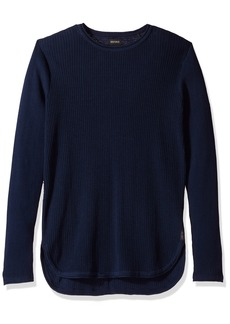 Buffalo Jeans Buffalo David Bitton Men's Wirag Long Sleeve Crew Neck Fashion Sweater