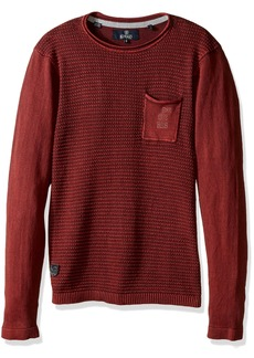 Buffalo Jeans Buffalo David Bitton Men's Witty Long Sleeve Fashion Sweater