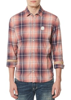 Buffalo Jeans BUFFALO David Bitton Plaid Button-Down Shirt