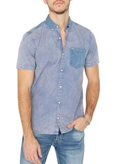 Buffalo Jeans BUFFALO David Bitton Regular-Fit Button-Down Shirt