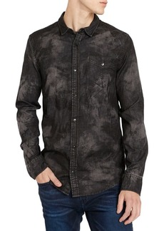 Buffalo Jeans BUFFALO David Bitton Sacamer Long-Sleeve Denim Shirt