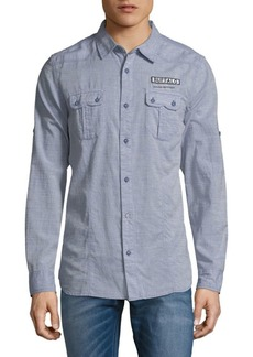 Buffalo Jeans Salamen Button-Down Shirt