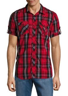 Buffalo Jeans BUFFALO David Bitton Sandrick Plaid Shirt