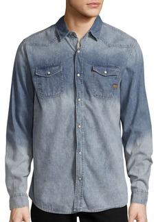 Buffalo Jeans BUFFALO David Bitton Shervin Long-Sleeve Denim Shirt