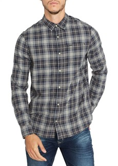 Buffalo Jeans BUFFALO David Bitton Siazo Plaid Button-Down Shirt