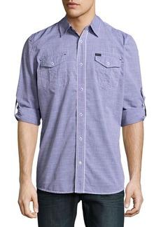 Buffalo Jeans BUFFALO David Bitton Siham Stripe Button-Down Shirt