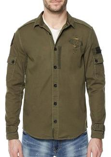 Buffalo Jeans BUFFALO David Bitton Sindho-X Casual Button-Down Shirt