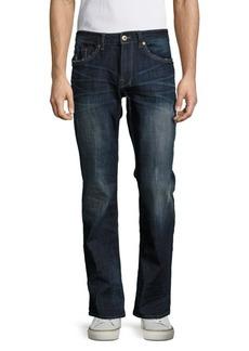 Buffalo Jeans BUFFALO David Bitton Six-X Basic Slim Straight Jeans