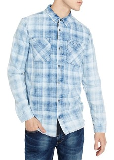 Buffalo Jeans BUFFALO David Bitton Siyoon Plaid Shirt