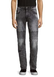 Buffalo Jeans BUFFALO David Bitton Skinny Moto Jeans