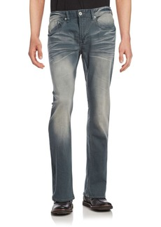 Buffalo Jeans BUFFALO David Bitton Slim-Fit Cotton-Blend Jeans