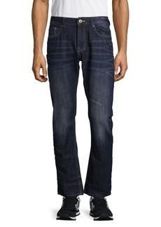 Buffalo Jeans BUFFALO David Bitton Slim Straight Fit Cotton Jeans
