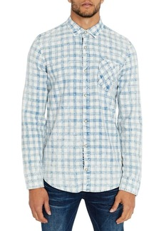 Buffalo Jeans BUFFALO David Bitton Sobrik Checkered Shirt