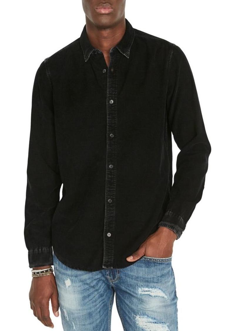 Buffalo Jeans BUFFALO David Bitton Sofal Button-Down Shirt