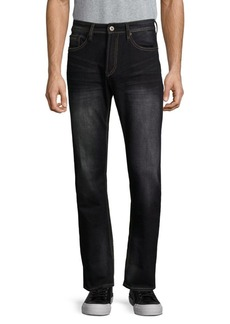 Buffalo Jeans Straight Slim-Fit Jeans
