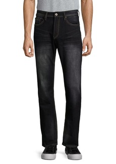 Buffalo Jeans BUFFALO David Bitton Straight Slim-Fit Jeans