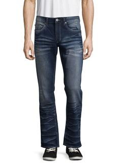 Buffalo Jeans BUFFALO David Bitton Stylish Straight-Fit Jeans