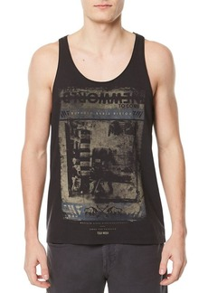 Buffalo Jeans BUFFALO David Bitton Tadialy Cotton Tank Top