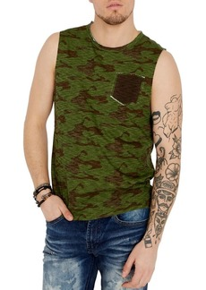Buffalo Jeans BUFFALO David Bitton Tipat Muscle Tank