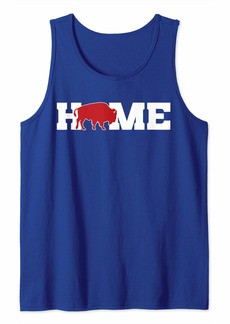 Buffalo Jeans Buffalo Home | Vintage NY Football Sports Gift Tank Top