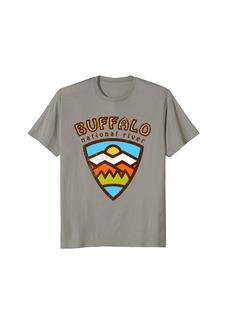 Buffalo Jeans Buffalo National River Hiking Tee - Vintage Arkansas T-Shirt