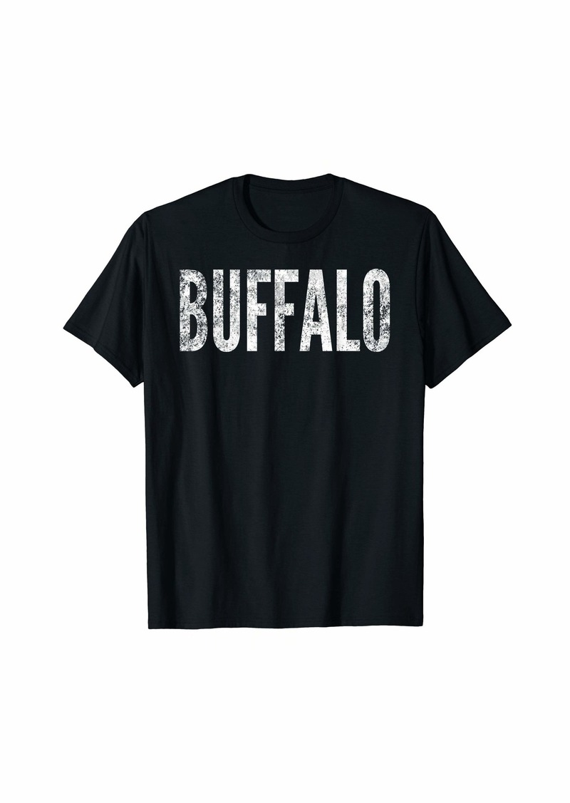 Buffalo Jeans Buffalo New York T-Shirt
