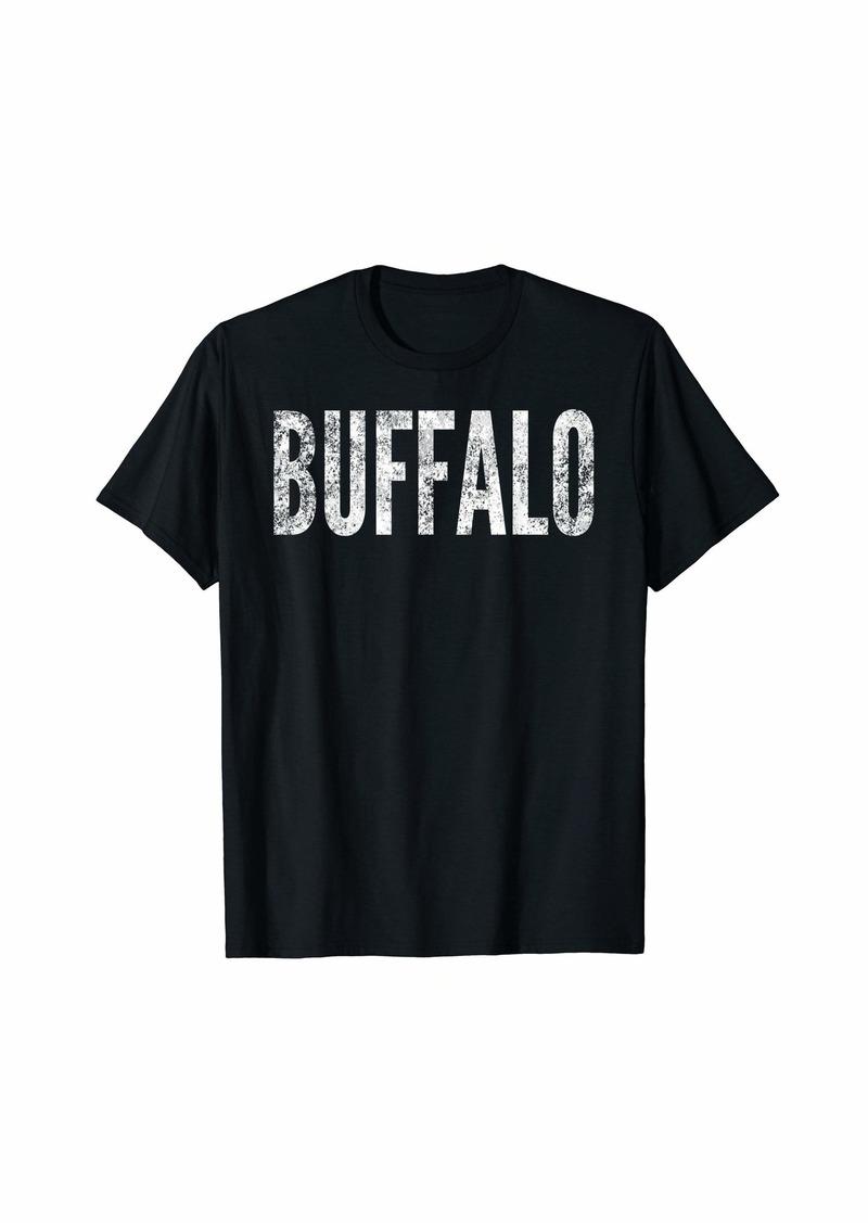 Buffalo Jeans Buffalo New York T-Shirt