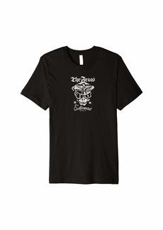 Buffalo Jeans Continental (Buffalo NY) The Fems -Punk Vintage T-Shirt