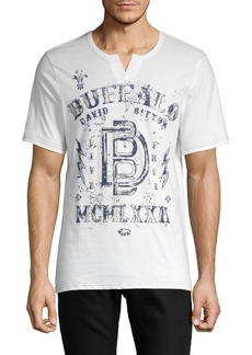 Buffalo Jeans Cotton Graphic Tee