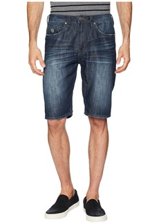 Buffalo Jeans Dean Straight Fit Shorts