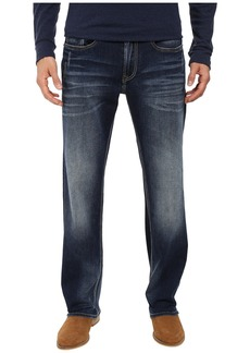 Buffalo Jeans Driven Relaxed Straight Leg Jeans in Contrast Vintage