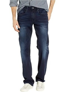 Buffalo Jeans Driven X Relaxed Straight in Authentic and Deep Indigo