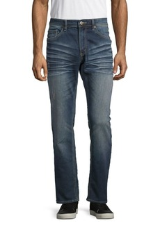 Buffalo Jeans Evan Slim-Fit Straight Jeans