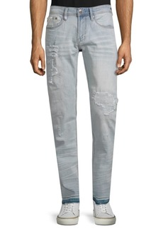 Buffalo Jeans Evan-X Distressed Jeans
