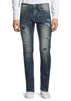 Buffalo Jeans Evan-X Slim Stretch Pants